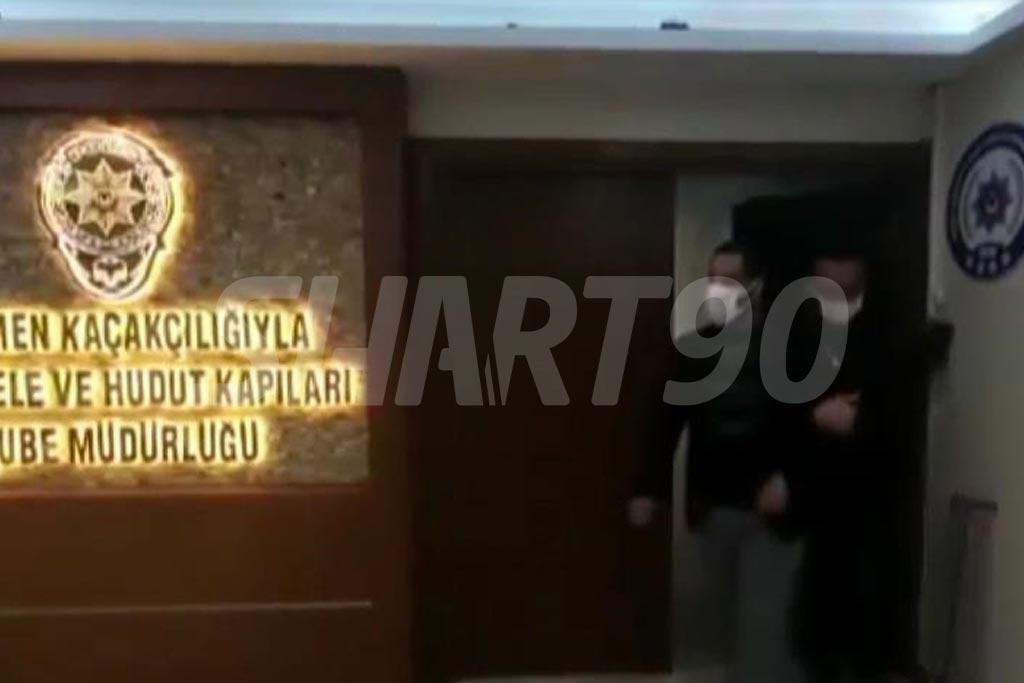 بازداشت میلاد حاتمی در ترکیه