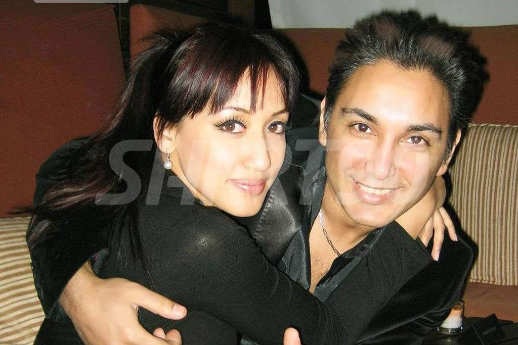 عکس شادمهر و همسرش ملیسا